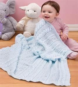 Heavenly Baby Blanket