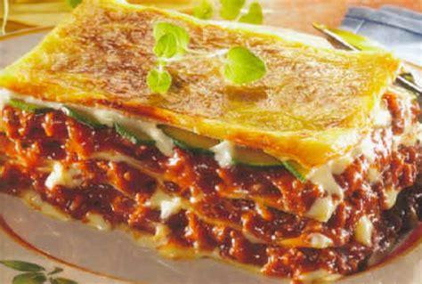 lasagnes 224 la bolognaise recettes de legumes pates riz