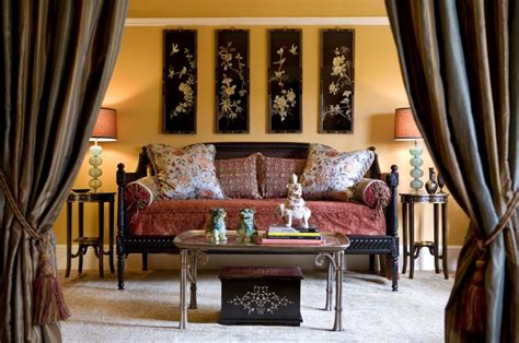 decorating  asian accents   style secrets