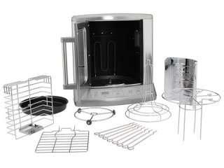 Cuisinart Cvr 1000 Vertical Countertop Rotisserie - regal upright vertical rotisserie model k7830 on popscreen
