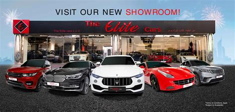 The Elite Cars  New & Used Luxury Cars For Sale In Dubai