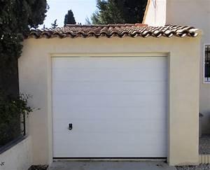 porte de garage sect standard atme 13fr With porte de garage standard