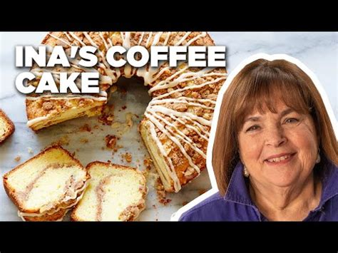 Today we are making ina garten vanilla cake buttercream frosting to use on an amazing, traditional traditional ina garten vanilla cake with buttercream. (2166) Incredible Sour Cream Coffee Cake with Ina Garten | Food Network - YouTube in 2020 | Food ...