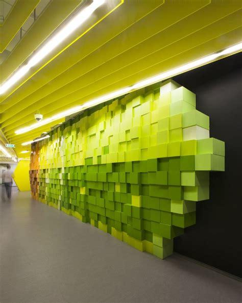 architecte bureau bureau design yandex office ii de za bor archiects