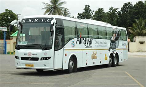 ksrtc official website   bus ticket booking