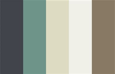 8. Blue And Neutral #color #palette