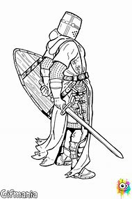 Best Knight Coloring Page - ideas and images on Bing | Find what you ...
