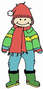 Winter Clothing Clip Art - Cliparts.co