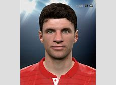 PES 2016 Thomas Müller Face by kairzhanov PES Patch