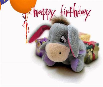 Birthday Funny Donkey 3d Happy Cards Animation