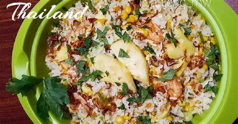 Nangka goreng tepung kering dengan mengaplikasi. Resep Nasi Goreng Thailand oleh adjeng_mw - Cookpad
