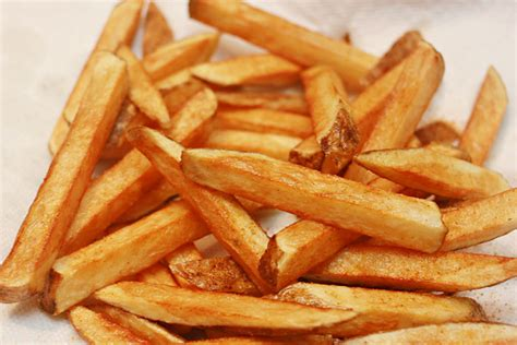 Home Made Fries by Fries Recipe Dishmaps