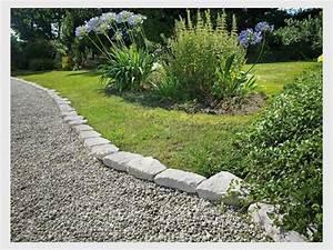 Allée En Pavé Pour Voiture : une all e styl e pour mon jardin ~ Melissatoandfro.com Idées de Décoration