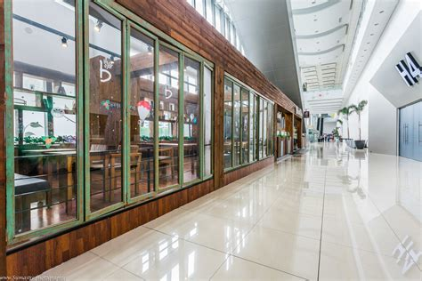 Caffe Bene Smx  1st Angle  Architectural Photography