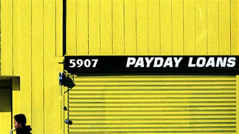 Banks Are Cutting Off The Payday Lending Industry's Access