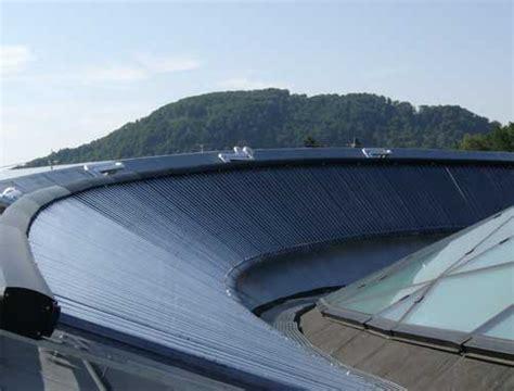 Solaranlage Roehren Oder Flachkollektor by Solarthermie Mit H 246 Chster Leistung Solarkollektoren Und