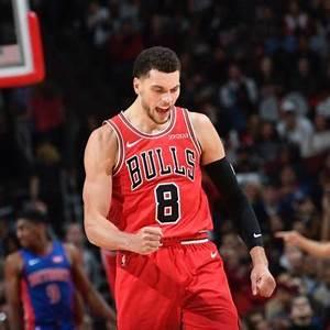 Bulls on Social... Zach Lavine Quotes