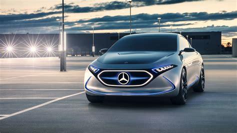 Mercedes BenzCar : Wallpaper Mercedes-benz Concept Eq, Electric Car, 4k, Cars
