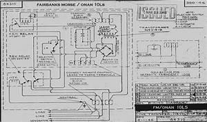 Onan Generator Remote Start Wiring Diagram