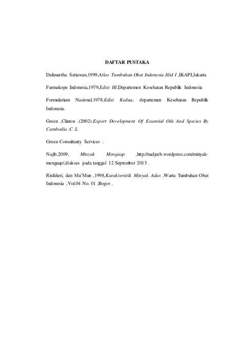 makalah farmakognosi minyak atsiri