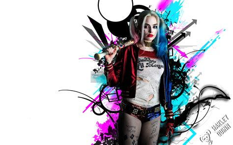 Harley Quinn, Full Hd 2k Wallpaper