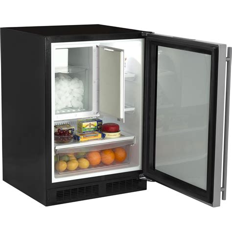 Marvel 24inch Right Hinge Compact Refrigerator Ice