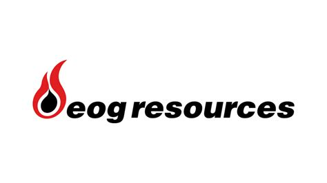 EOG Resources logo   NYSE, Oil and gas logo