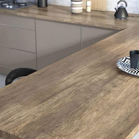 plan de travail stratifié cuisine plan de travail stratifié planky mat l 315 x p 65 cm ep 38 mm leroy merlin