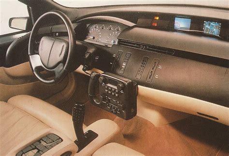 1988 Cadillac Voyage - Concepts