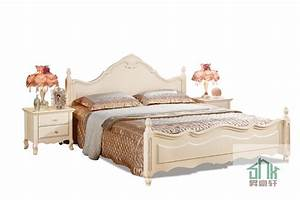 White Wooden Box Bed Design Ha-823# Wooden Box Bed Wood ...