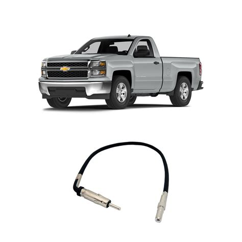 Chevy Silverado Factory Stereo Aftermarket