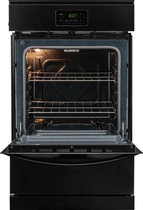 frigidaire ffgwqb   single gas wall oven  vari broil control broiler drawer