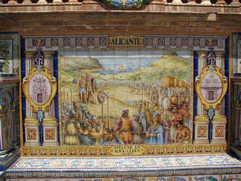 fileazulejo alicante plaza de espanajpg wikimedia commons