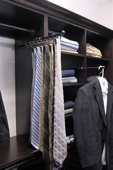 Tie Rack For Closet by 1000 Ideas About Tie Rack On Organize Ties
