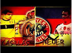 Manuel Neuer VS Iker Casillas Mejores atajadas 2014