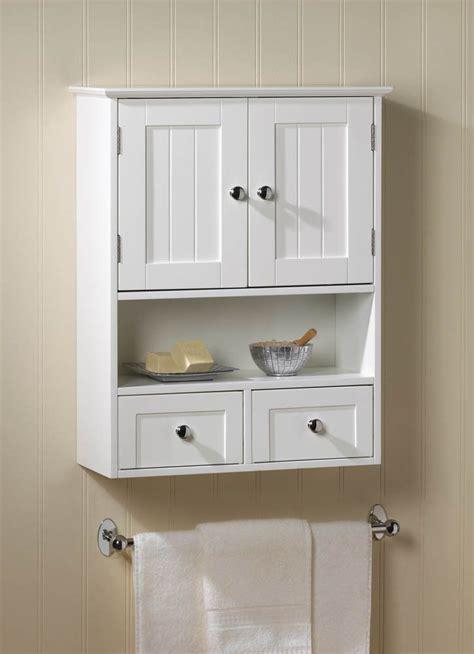 white cabinet bathroom ideas white 2 drawer hanging bathroom wall medicine cabinet