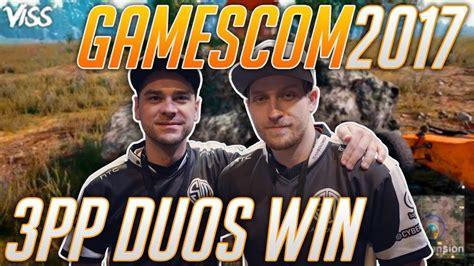 TSM Viss: Gamescom 2017 3PP Duos Win (feat. SmaK ...