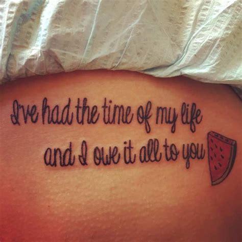 52+ Love Quotes Tattoos