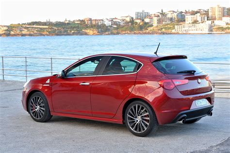 2018 Alfa Romeo Giulietta On Sale In Australia Photos 1