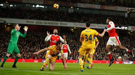 Arsenal 2-0 Crystal Palace PLAYER RATINGS: Alex Iwobi ...