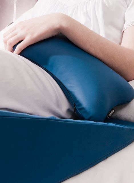 wedge pillow bed wedge body support reflux pillow