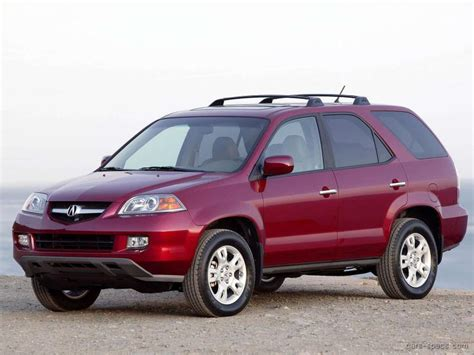 2003 acura mdx suv specifications pictures prices