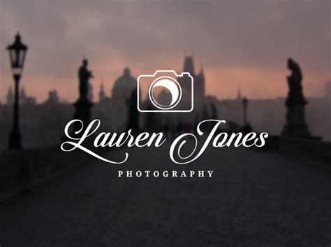 elegant logo templates  photographers