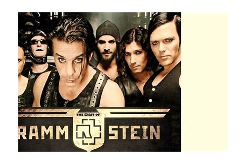 rammstein das model free download