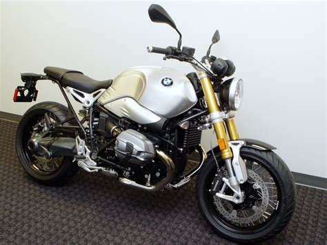 Bmw R Nine T Brushed Aluminum Tank Motorcycles For Sale