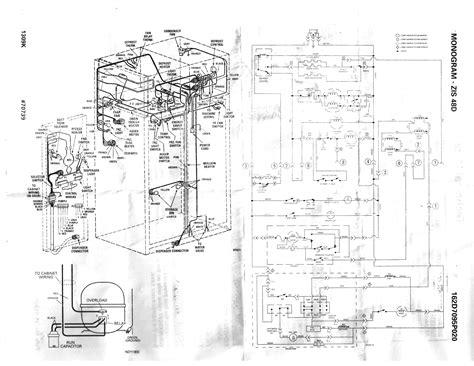 ge ice maker schematic wiring diagram