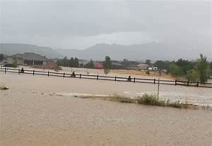 Severe rainstorm floods at least 18 homes in Dammeron ...