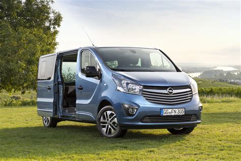 Opel Vivaro by Opel Wants Us To Go Cing With New Vivaro Carscoops