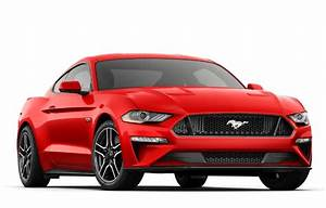 2020 Ford Mustang Gt Fastback Colors  Changes  Interior