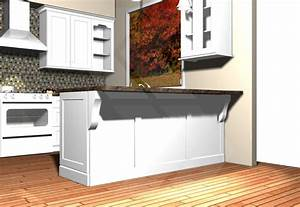 Wainscoting Panels On Kitchen Island Ideas